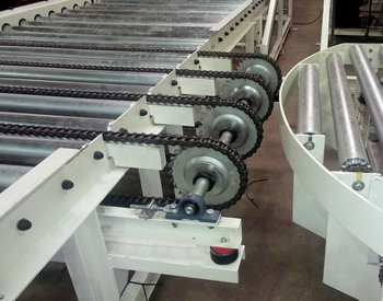 Chain Driven Transfer Conveyor