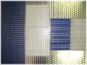 Modular Mesh Thermo Plastic Link Belts