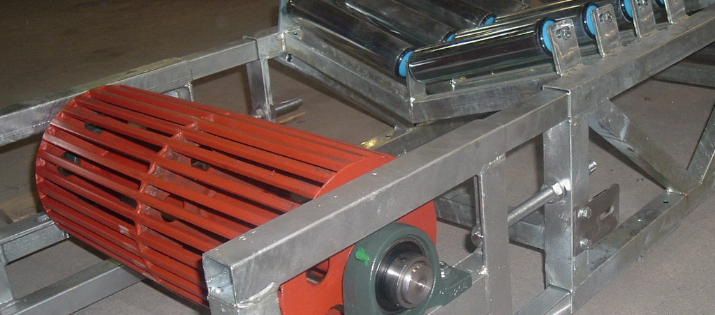 Conveyor Roller and Pulleys