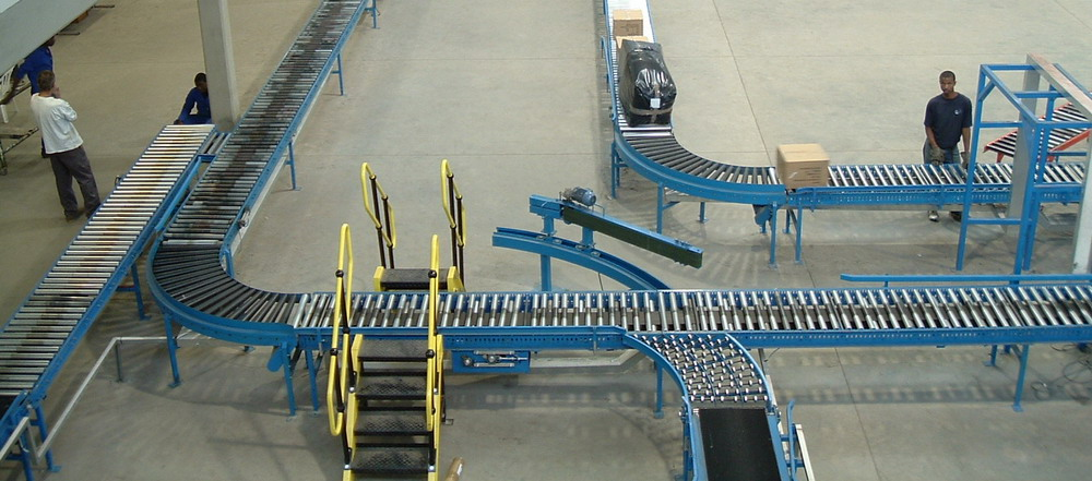 Warehouse Conveyors 2