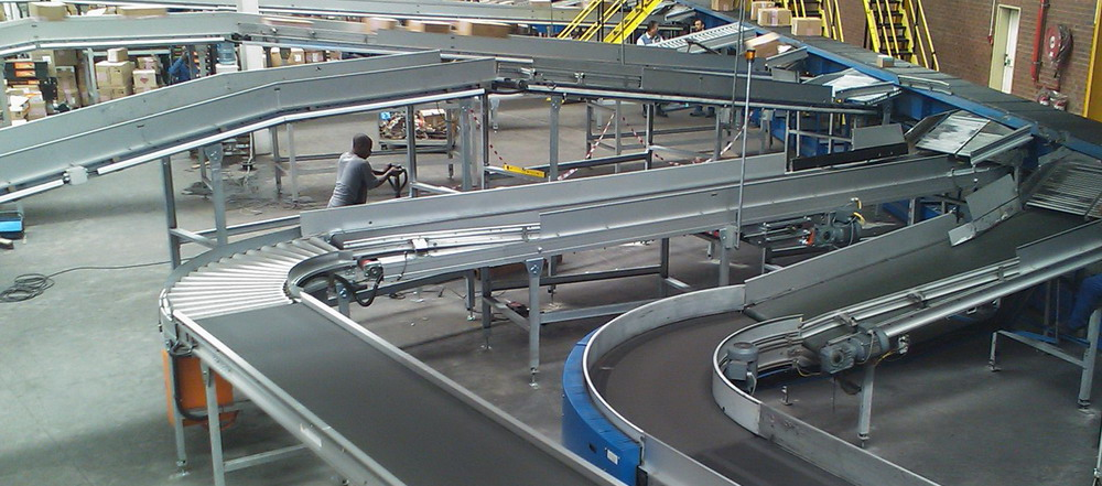 Warehouse Conveyors 4