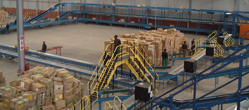 Warehouse Conveyors 5